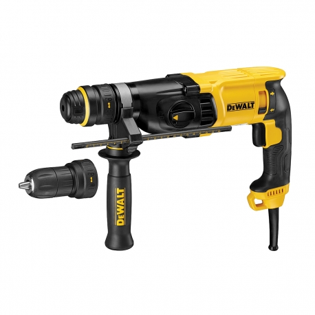 3 MODE ROTARY HAMMER W/ QCC