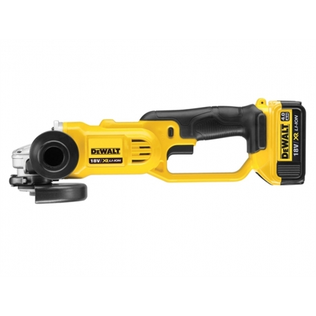 CORDLESS SMALL ANGLE GRINDER