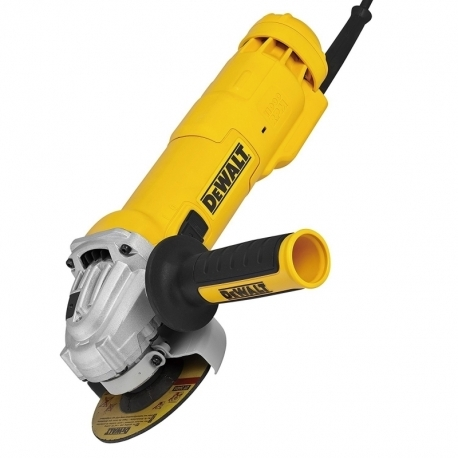 DEWALT 100mm 1010W SMALL ANGLE GRINDER (Slide Switch)