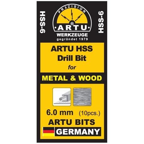 ARTU HSS DRILL BIT