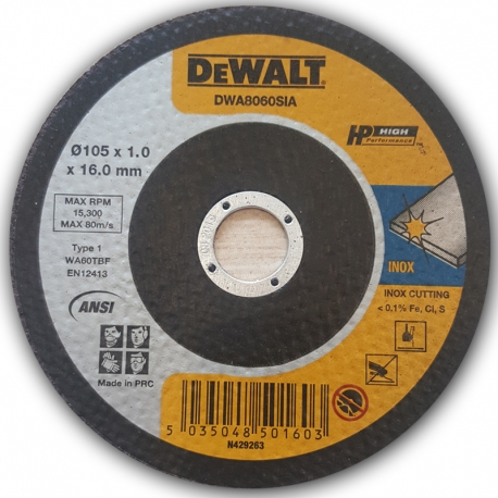 Dewalt Cutting Discs